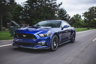Kurztest Ford Mustang: Europatauglich