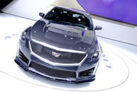 Genf 2015: Cadillacs 650-PS-Limousine kommt Anfang 2016