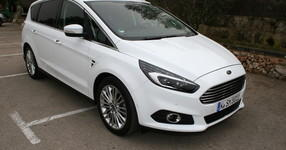 Test Ford S-Max: Noch näher am Ideal