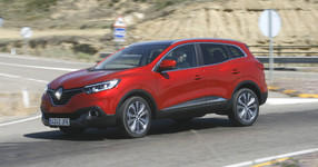 Test Renault Kadjar: Crossover-Start 2.0