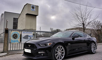 Cor.Speed Sports Wheels: Fitnesskur für den Mustang