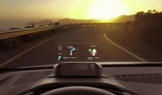 Renault: Head-up-Display zum Nachrüsten