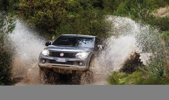 Fiat Fullback Cross: Feines Multitalent