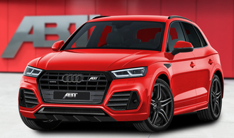 Abt bringt den Audi SQ5 in Bestform