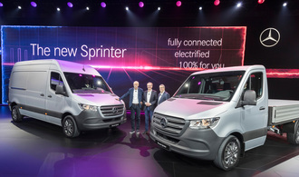 Mercedes-Benz Sprinter: Diese Generation hat es in sich
