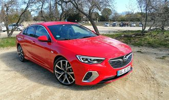 Insignia GSi: Business-Modell im Sportdress