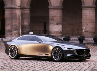 Genf 2018: Mazda Vision Coupé ist ,,Concept Car of the Year''
