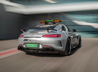 AMG GT R: Safety Car mit 585 PS