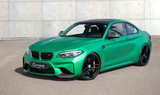G-Power: 500 PS im BMW M2