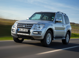 Mitsubishi Pajero: Time to say Goodbye