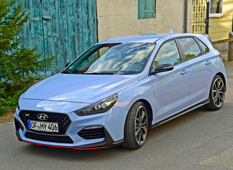 i30 N Performance: Hyundais dezenter Kompaktsportler
