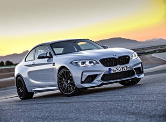 BMW M2 Competition gibt ab September Gas