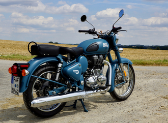 Royal Enfield Classic 500 EFI: Was will man mehr?