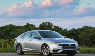 LA 2018: Honda Insight ist ,,Green Car of the Year 2019''
