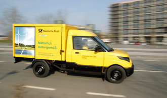 StreetScooter: Jetzt geht die Post ab