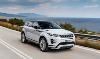Range Rover Evoque: Sanfte Evolution