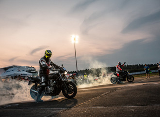 Suzuki Night Run dieses Mal im Norden