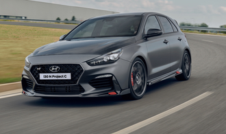 Hyundai i30 N Project C für Motorsport-Enthusiasten
