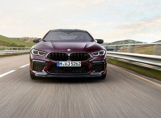 BMW M8 Gran Coupe mit 625 PS