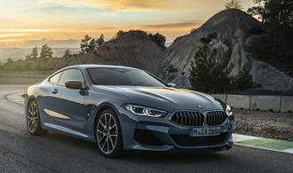 Hingucker: BMW 840d xDrive Coupé